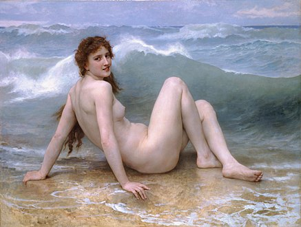 William-Adolphe Bouguereau (1825-1905) - The Wave (1896)-2.jpg