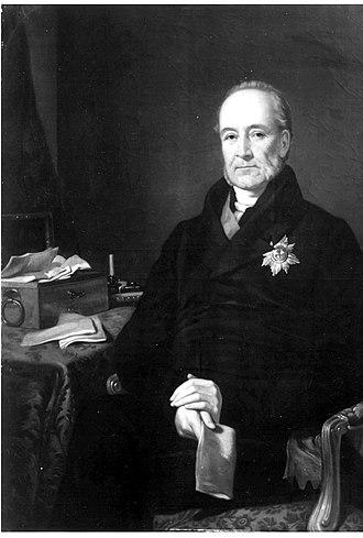 Baron Heytesbury - William à Court,   1st Baron Heytesbury