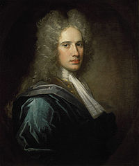 William Aikman, 1682 - 1731. Artist (Self-portrait)