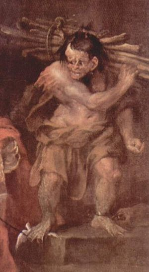"Caliban de ""La Tempête"" de William S..."