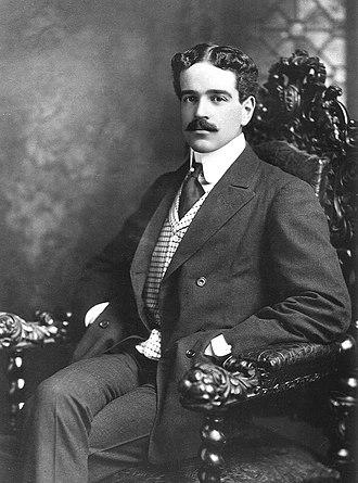 William Kissam Vanderbilt II - Vanderbilt in 1903
