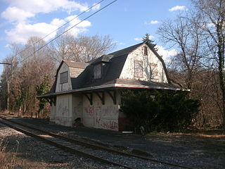 Williamson School station