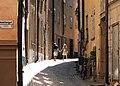 Winding streets of Stockholm (Baggensgatan). Sweden, Northern Europe (cropped).jpg
