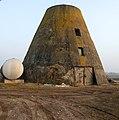 Windmill near Naujamiestis, Panevežys - panoramio.jpg