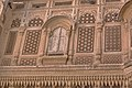 Window panel at Mehrangarh Fort.jpg