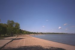 Winnipeg Beach, Manitoba