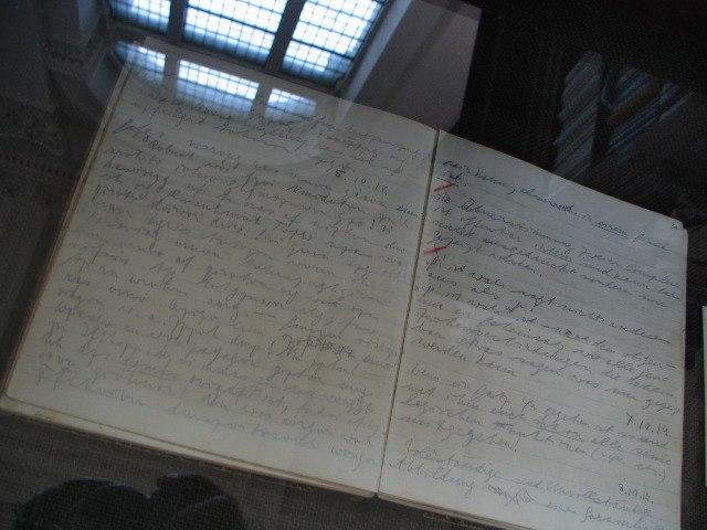 Wittgenstein notes 1914