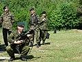 Wizyta kanadyjskiego gen. broni Andrew B. LESLIE w 16 Dywizji Zmech (3).jpg