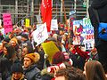 Women's march to denounce Donald Trump, in Toronto, 2017 01 21 -bs (31614124214).jpg