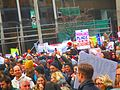 Women's march to denounce Donald Trump, in Toronto, 2017 01 21 -dm (32083347100).jpg