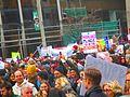 Women's march to denounce Donald Trump, in Toronto, 2017 01 21 -dm (32083347100).jpg