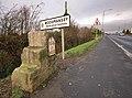 Woodmansey milestone - geograph.org.uk - 629900.jpg