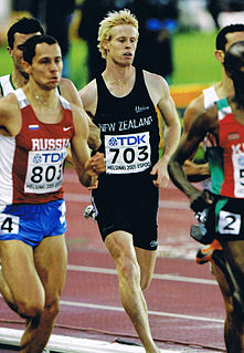 Jason Stewart (athlete) New Zealand distance runner