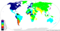 World Inflation rate 2010 2.png