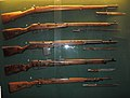 World War 2 rifles.JPG