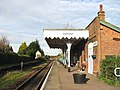 Worstead Station - viewed from the south - geograph.org.uk - 1047345.jpg
