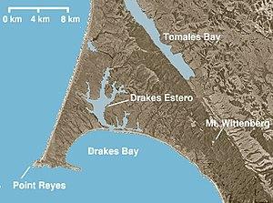 Drakes Estero - Drakes Estero