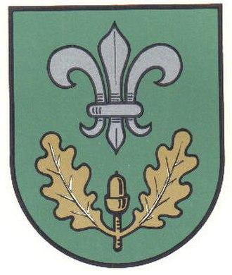 Wulsbüttel - Image: Wulsbutt