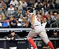 Xander Bogaerts batting in game against Yankees 09-27-16.jpeg