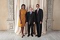 Xavier Espot Miro with Obamas.jpg