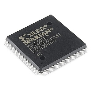 Xilinx - The Spartan-3 platform was the industry's first 90nm FPGA, delivering more functionality and bandwidth per dollar than was previously possible, setting new standards in the programmable logic industry.