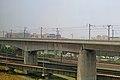 Xulan HSR crossing Jingguang HSR at Erlangmiao (20170607125246).jpg