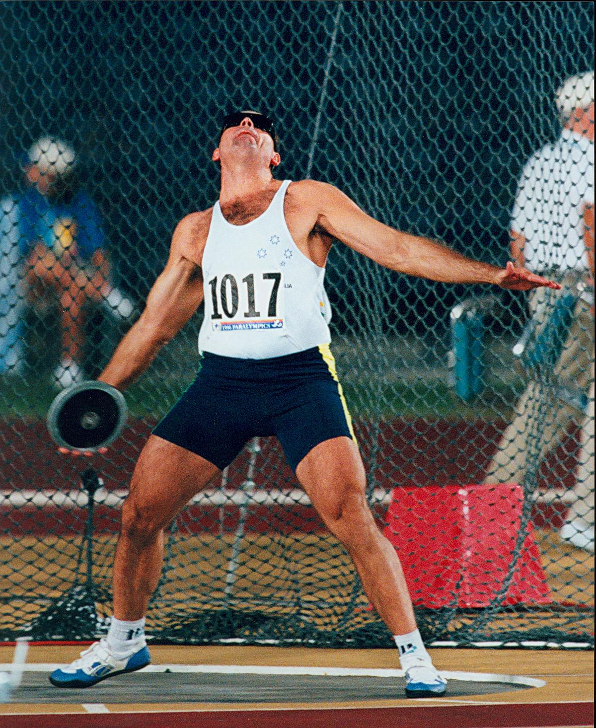 Mark Davies (athlete) - Wikipedia