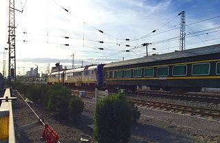 Beijing–Harbin railway
