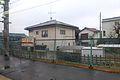 Yabuzuka Station - platform - feb 5 2015.jpg