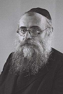 יצחק מאיר לוין