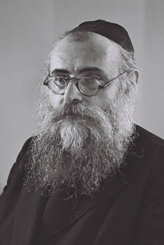 Yitzhak Meir Levin
