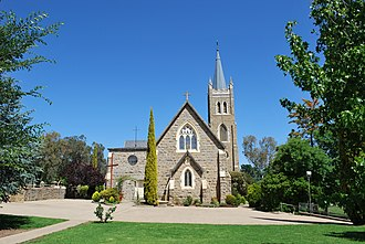 Roman Catholic Archdiocese of Canberra and Goulburn - St Mary's Church in Young