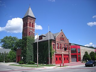 Michigan Firehouse Museum Fire museum in Michigan, US