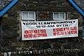 Ysgol Gynradd Llanystumdwy Primary School - geograph.org.uk - 597856.jpg