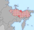 Yukaghir map XVII-XX.png