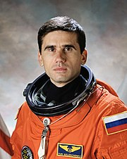 Yuri Malenchenko was the first person to be married in space.