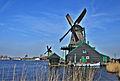 Zaanse Schans mills spring.jpg