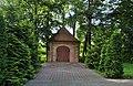 Zabudowania przy kościele par. p.w. św. Rocha Rzadkwin by AW.jpg