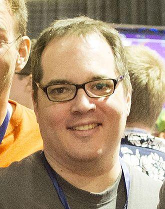 Tarn Adams - Adams' older brother, Zach, in 2013