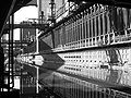 Zeche Zollverein Essen Kanal.JPG
