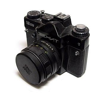 Zenit (camera) - Zenit 12