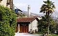 Zentrum Polcenigo und Glockenturm im Hintergrund, Provinz Pordenone, Italien, Europäische Union.jpg