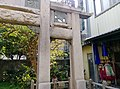 Zhang's Chastity and Filial Piety Memorial Stone Arch Hsinchu 11.jpg