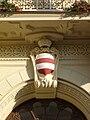 Znak Brna na Mestskem dome.jpg