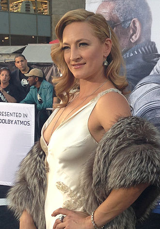 Zoë Bell - Zoë Bell at the 2013 premiere for Oblivion