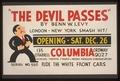 """""""The devil passes"""" by Benn W. Levy LCCN98507382.tif"""