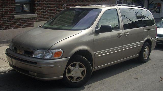'97-'00 Oldsmobile Silhouette 4-Door