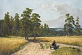 'At the Edge of the Pine Forest' by Ivan Shishkin, 1898.jpg