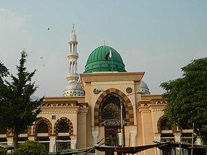 Bari Imam - The shrine of Bari Imam in Islamabad