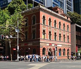 107-109 Bathurst Street, Sydney